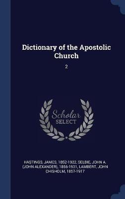 Dictionary of the Apostolic Church