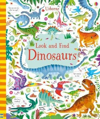Look and Find Dinosaurs (Look and Find)