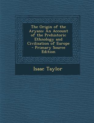 Origin of the Aryans
