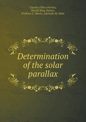 Determination of the...