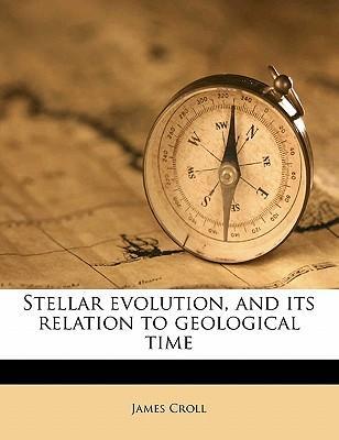 Stellar Evolution, a...