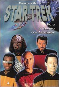 Star Trek: Foto di gruppo con astronave