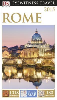 DK Eyewitness Travel Guide 2015 Rome