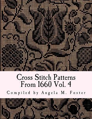 Cross Stitch Patterns from 1660