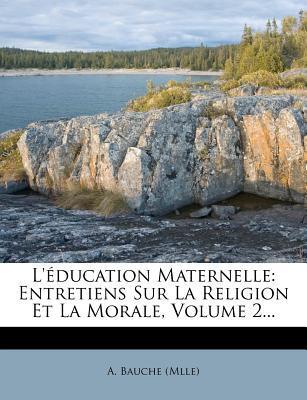 L'Education Maternelle