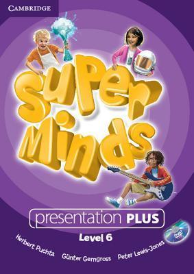 Super Minds. Level 6 Presentation Plus. DVD-ROM