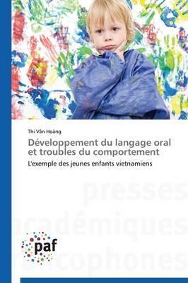 Developpement du Langage Oral et Troubles du Comportement
