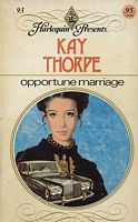 Opportune Marriage