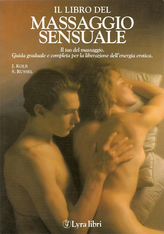 Il libro del massaggio sensuale