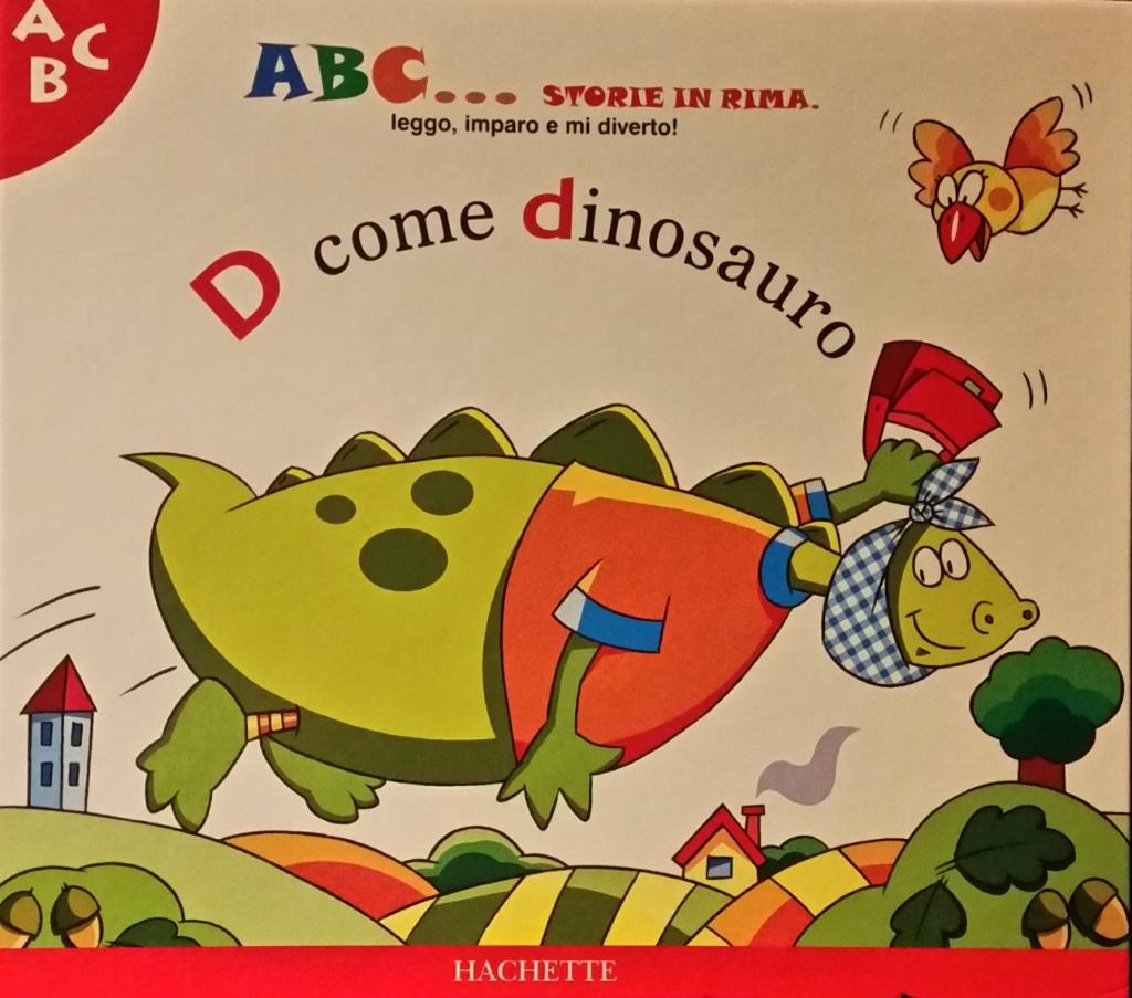 D come dinosauro