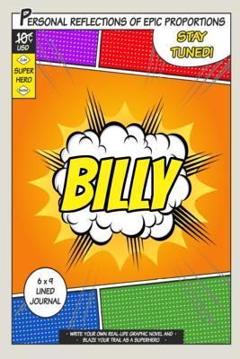 Superhero Billy