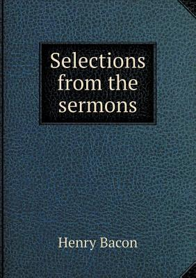 Selections from the Sermons