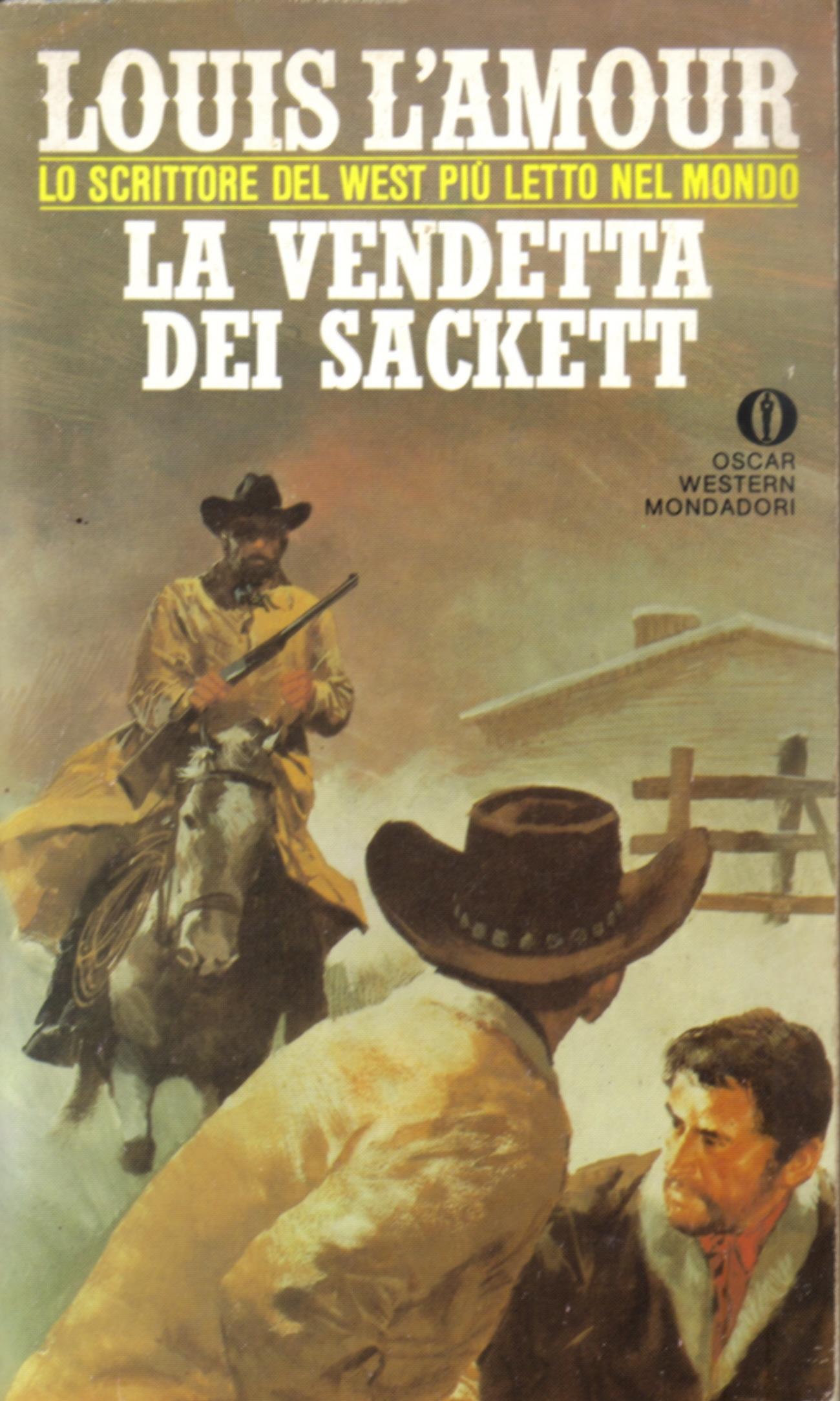 La vendetta dei Sackett