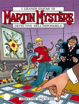 Martin Mystère n. 167