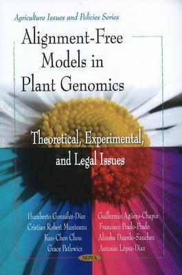 Alignment-Free Models in Plant Genomics