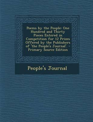 Poems by the People