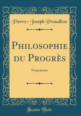 Philosophie du Progrès