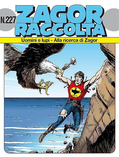 Zagor Raccolta n. 227