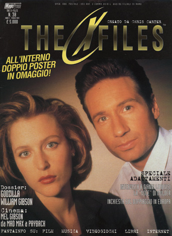 The X-Files n. 38