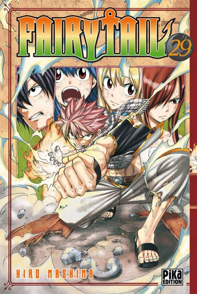 Fairy Tail, Tome 29