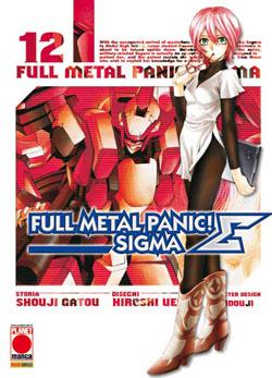 Full Metal Panic! Sigma vol. 12