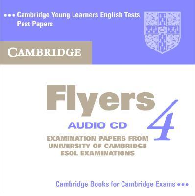 Cambridge Flyers 4 Audio CD