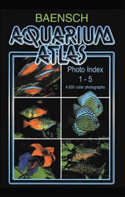 Aquarienatlas - Englische Ausgabe
