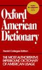 Oxford American Dict...