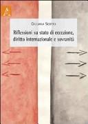 Riflessioni su stato di eccezione, diritto internazionale e sovranità