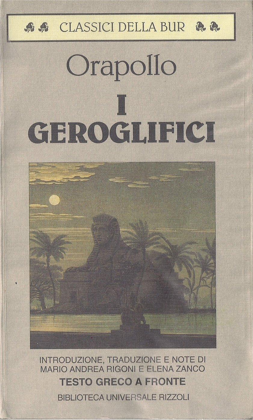 I geroglifici