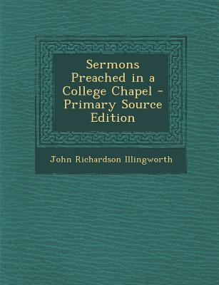 Sermons Preached in ...