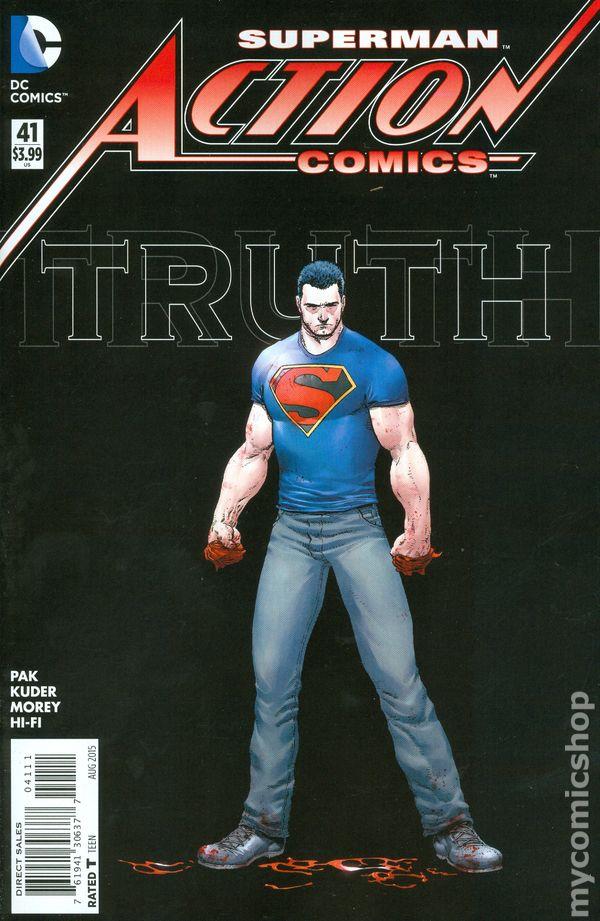 Action Comics Vol.2 #41