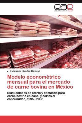 Modelo econométrico mensual para el mercado de carne bovina en México