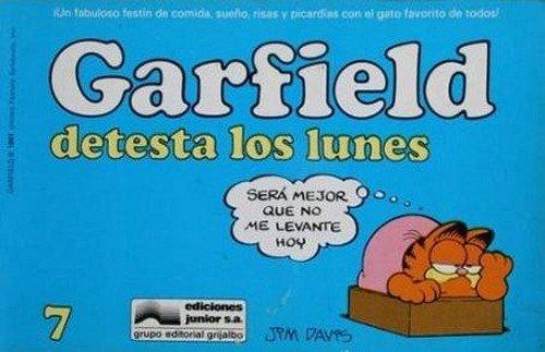Garfield Detesta Los...