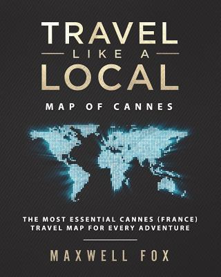 Travel Like a Local - Map of Cannes