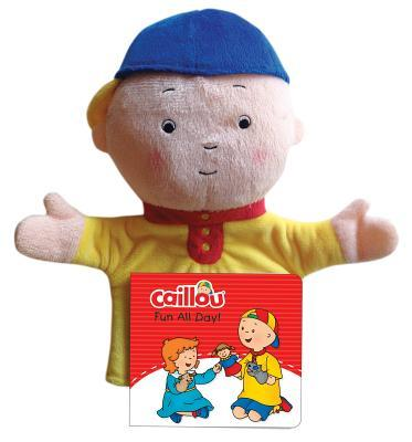 Caillou, My First Hand Puppet Book
