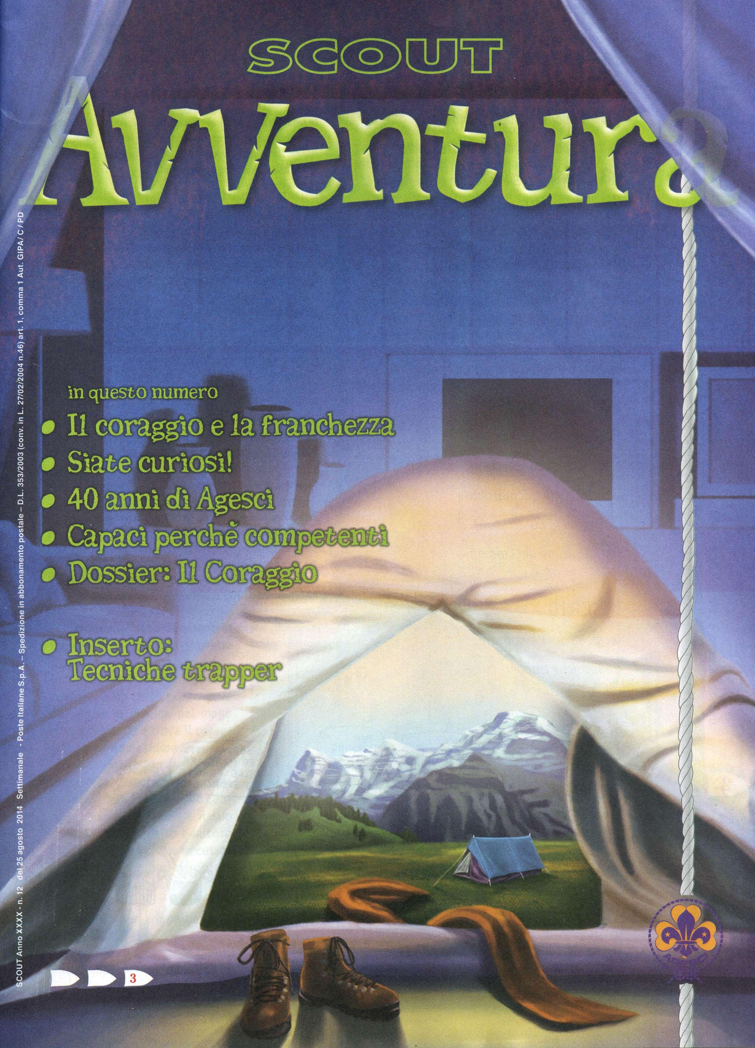 Scout Avventura 3/2014
