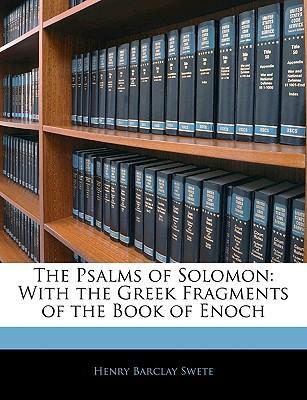 The Psalms of Solomo...