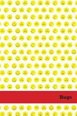 Etchbooks Hugo, Emoji, College Rule, 6 X 9', 100 Pages