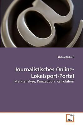 Journalistisches Online-Lokalsport-Portal