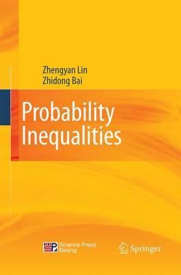 Probability Inequalities