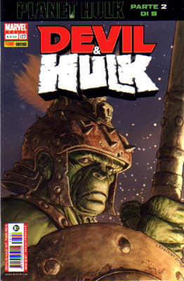 Devil & Hulk n. 127