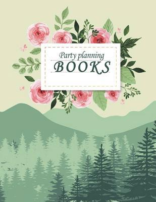 Party planning books