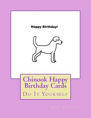 Chinook Happy Birthd...
