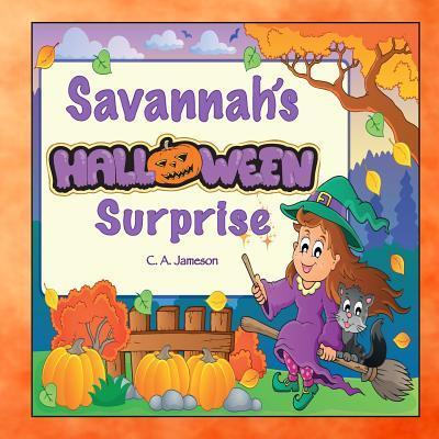 Savannah's Halloween...