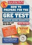 How to Prepare for the GRE Test with CD-ROM