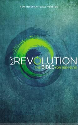 NIV Revolution The Bible for Teen Guys