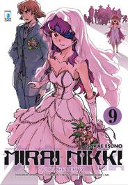 Mirai Nikki vol. 9