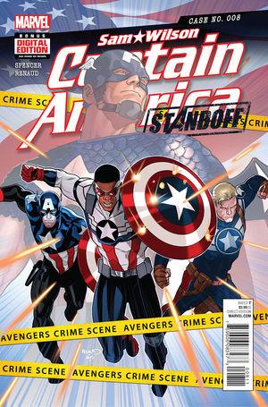 Captain America: Sam Wilson Vol.1 #8
