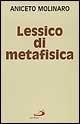 Lessico di metafisic...